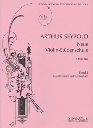 Arthur Seybold - Nueva Escuela de Estudios - Volumen 2 op. 182 - Partitura - di-arezzo.es