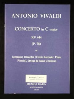 Concerto in C Major Rv 444 P. 78 - Quintette VIVALDI laflutedepan