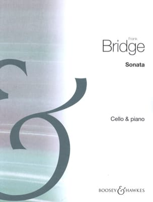 Frank Bridge - Sonata - Partition - di-arezzo.fr