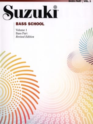 Bass School - Bass Part Volume 1 SUZUKI Partition laflutedepan