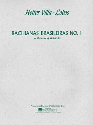 Heitor Villa-Lobos - Bachianas Brasileiras N ° 1 - Sheet Music - di-arezzo.co.uk