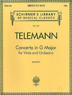 Concerto in G major – Viola - laflutedepan.com