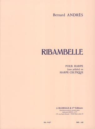 Bernard Andrès - Ribambelle - Sheet Music - di-arezzo.co.uk
