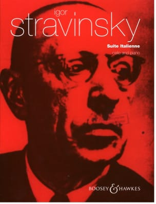 Igor Stravinsky - Italian Suite - Sheet Music - di-arezzo.co.uk