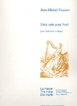 Jean-Michel Vaccaro - Little suite for Christmas - Sheet Music - di-arezzo.co.uk