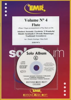Solo Album - Volume 4 - Flûte - Partition - laflutedepan.com