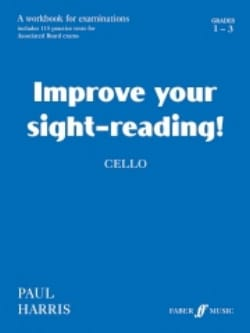 Improve your sight-reading ! Cello - grades 1-3 laflutedepan