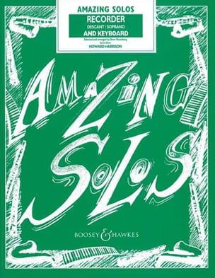 Amazing Solos -Recorder soprano - Steve Rosenberg - laflutedepan.com