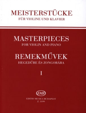 Meisterstücke - Meisterstücke, Volume 1 - Sheet Music - di-arezzo.co.uk