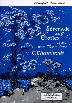 Cécile Chaminade - Serenade with Stars Op. 142 - Sheet Music - di-arezzo.co.uk
