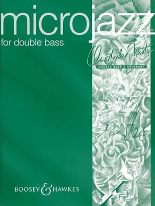 Christopher Norton - Microjazz for Double bass - Sheet Music - di-arezzo.co.uk