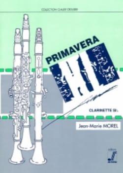 Jean-Marie Morel - Primavera - Partition - di-arezzo.fr