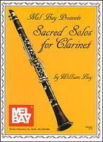 William Bay - Sacred solos for clarinet - Partition - di-arezzo.fr