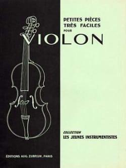 - Very easy little pieces for violin - Sheet Music - di-arezzo.com