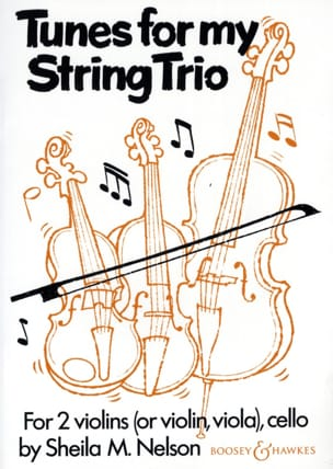 Sheila M. Nelson - Tunes for my thong threesome - Sheet Music - di-arezzo.com
