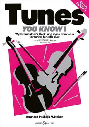 Sheila M. Nelson - Tunes You Know Volume 1 - Sheet Music - di-arezzo.com