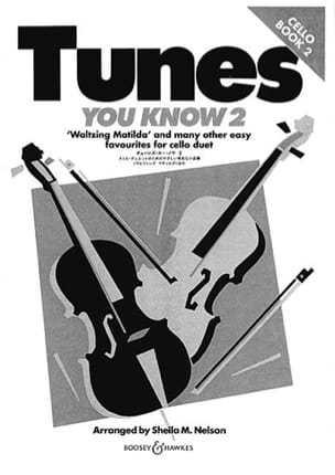 Sheila M. Nelson - Tunes You Know Volume 2 - Sheet Music - di-arezzo.com