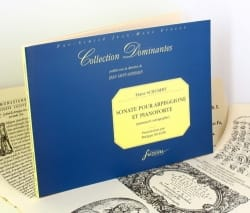 Franz Schubert - Sonate pour arpeggione et pianoforte (Fac Simile) - Partition - di-arezzo.fr