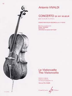 VIVALDI - Concerto in E flat major - Sheet Music - di-arezzo.com
