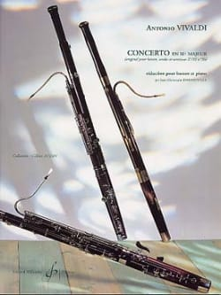 VIVALDI - Concerto F. 8 No. 36 In Bb Major - Sheet Music - di-arezzo.co.uk