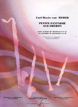 Carl Maria von Weber - Little Fantasy on Oberon - Sheet Music - di-arezzo.co.uk