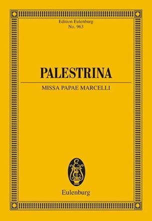 Missa Papae Marcelli - PALESTRINA - Partition - laflutedepan.com