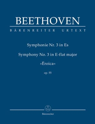 BEETHOVEN - Symphony No. 3 Mi B Maj. Heroic - Sheet Music - di-arezzo.co.uk