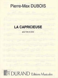 La capricieuse - Flûte et piano Pierre-Max Dubois laflutedepan