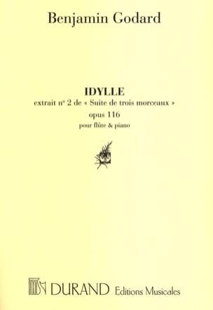 Benjamin Godard - Idylle - Partition - di-arezzo.fr