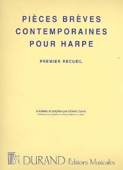 Pièces brèves contemporaines pour harpe Volume 1 - Partition - di-arezzo.fr