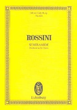 Ouverture de Sémiramis - Gioacchino Rossini - laflutedepan.com