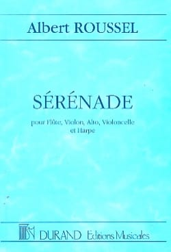 Albert Roussel - Serenade op. 30 - Sheet Music - di-arezzo.co.uk