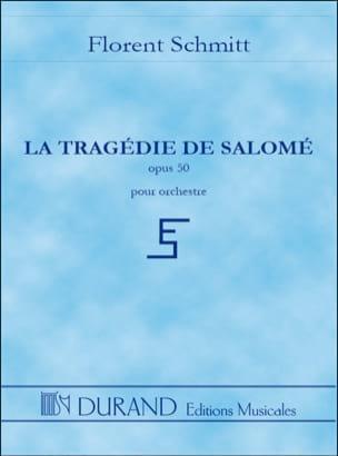 La Tragédie de Salomé - Conducteur - laflutedepan.com
