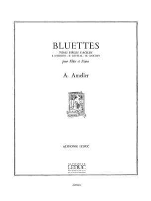 André Ameller - Bluettes - Partition - di-arezzo.fr