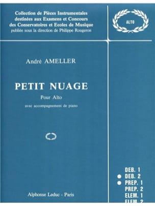 André Ameller - Petit nuage - Partition - di-arezzo.fr
