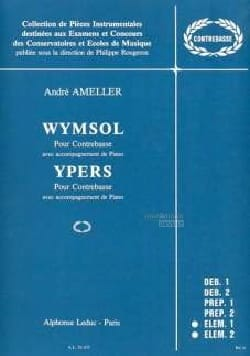 André Ameller - Wymsol / Ypers - Sheet Music - di-arezzo.co.uk