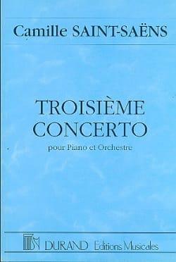 Concerto Piano n° 3 op. 29 – Conducteur - laflutedepan.com