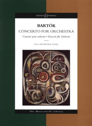 BARTOK - Orchestral Concerto - Score - Sheet Music - di-arezzo.co.uk