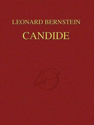 Leonard Bernstein - Candide - Hardcover - Sheet Music - di-arezzo.co.uk