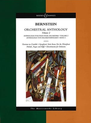 Leonard Bernstein - Orchestral Anthology - Volume 2 - Sheet Music - di-arezzo.co.uk