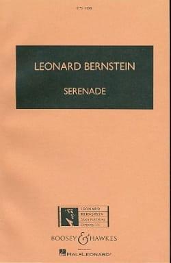 Leonard Bernstein - Serenade - Driver - Sheet Music - di-arezzo.co.uk