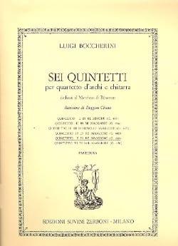 Quintetto n° 5 ré maggiore G. 449 - BOCCHERINI - laflutedepan.com