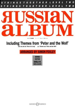 - Russian Album - Chamber Music - Sheet Music - di-arezzo.co.uk