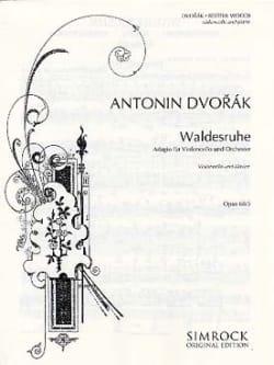 DVORAK - Walderuhe op. 68 n ° 5 - Sheet Music - di-arezzo.co.uk