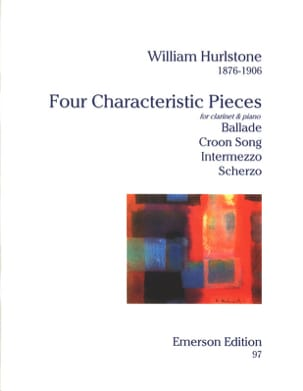 4 Characteristic pieces - William Yeates Hurlstone - laflutedepan.com