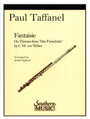 Paul Taffanel - Fantasy on themes from Der Freischütz - Sheet Music - di-arezzo.co.uk