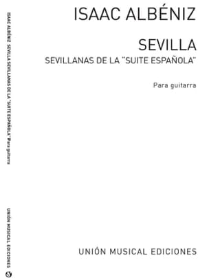 Sevilla de la Suite espanola -Guitarra Isaac Albeniz laflutedepan