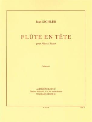 Jean Sichler - Flûte en tête - Partition - di-arezzo.fr