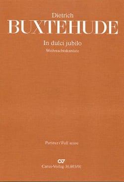 Dietrich Buxtehude - In Dulci Jubilo - Sheet Music - di-arezzo.co.uk