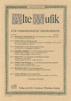 Konzert D-Dur - Flöte und Orchester - laflutedepan.com